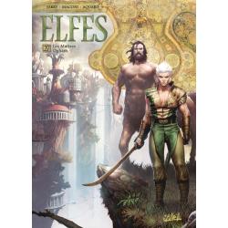 ELFES - 27 - LES MAÎTRES OGHAM