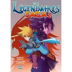 LÉGENDAIRES - SAGA (LES) -...