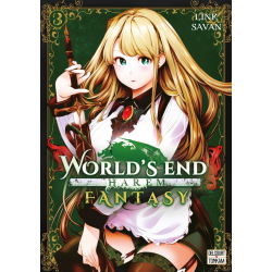 WORLD'S END HAREM - FANTASY...