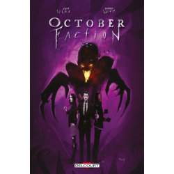OCTOBER FACTION - TOME 2