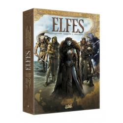 ELFES - COFFRET T01 À T05 2020