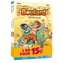 BOULARD - STARTER PACK...