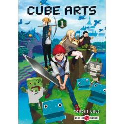 CUBE ARTS - TOME 1