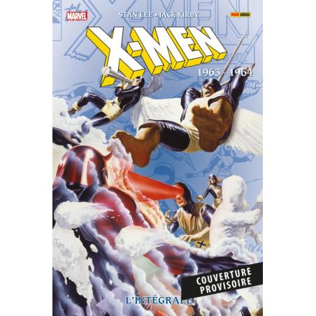 X-MEN : L'INTÉGRALE (1963-1964) (NOUVELLE ÉDITION)