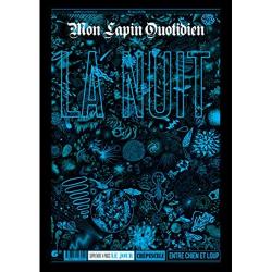 MON LAPIN QUOTIDIEN N°14 - LOT DE 5