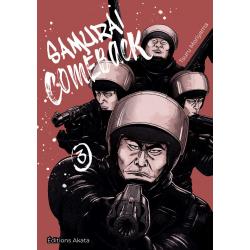 SAMURAI COMEBACK - TOME 3