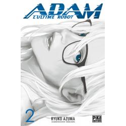 ADAM, L'ULTIME ROBOT T02
