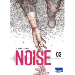 NOISE (TSUTSUI) - TOME 3