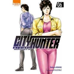 CITY HUNTER - REBIRTH - TOME 6