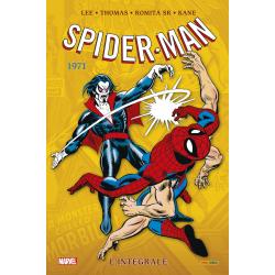 SPIDER-MAN: L'INTÉGRALE T09 (1971)