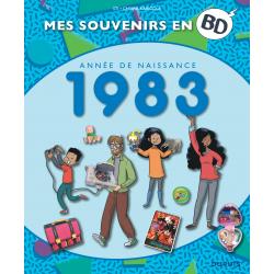 MES SOUVENIRS EN BD - 1983