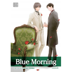 BLUE MORNING - TOME 08