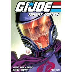G.I. JOE (VESTRON) - 2 - THREAT MATRIX