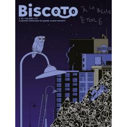BISCOTO N°84 – À LA BELLE ÉTOILE