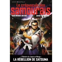 LE CRÉPUSCULE DES SAMOURAIS