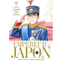 EMPEREUR DU JAPON T03 - L'HISTOIRE DE L'EMPEREUR HIROHITO