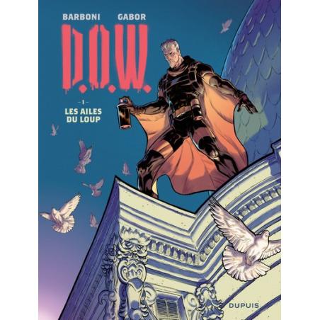 D.O.W. - 1 - LES AILES DU LOUP