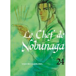 CHEF DE NOBUNAGA (LE) - TOME 24