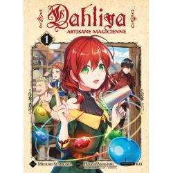 DAHLIYA, ARTISANE MAGICIENNE T01