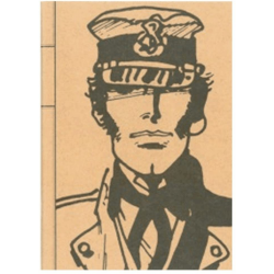 NOTE BOOK CORTO MALTESE...
