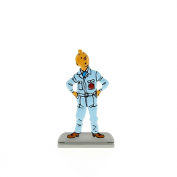 TINTIN RELIEF OBJECTIF LUNE