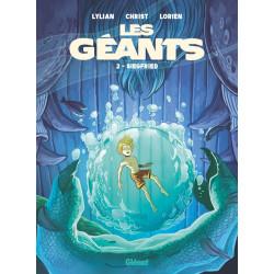 GÉANTS (LES) (LYLIAN, DROUIN) - 2 - SIEGFRIED