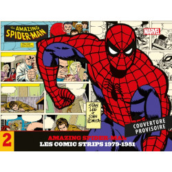 AMAZING SPIDER-MAN: LES COMIC STRIPS 1979 - 1981