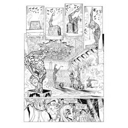 EKHÖ MONDE MIROIR T10 - ÉDITION NB - LE SPECTRE DE PÉKIN