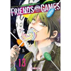 FRIENDS GAMES T13
