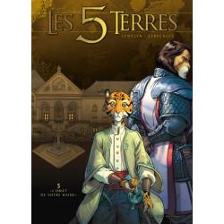 """LES 5 TERRES T05 - """" L'OBJET DE VOTRE HAINE """""""