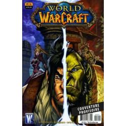 WORLD OF WARCRAFT COMICS BOOK T03