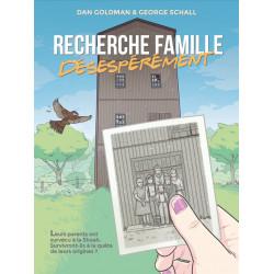 RECHERCHE FAMILLE, DÉSESPÉRÉMENT