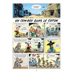 LES AVENTURES DE LUCKY LUKE D'APRÈS MORRIS - TOME 9 - LUCKY LUKE - TOME 9