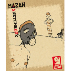 SKETCHBOOK MAZAN