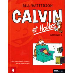 CALVIN ET HOBBES - INTÉGRALE 9