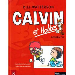 CALVIN ET HOBBES - INTÉGRALE 8
