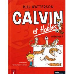 CALVIN ET HOBBES - INTÉGRALE 7