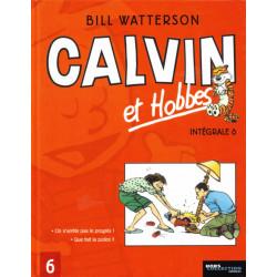 CALVIN ET HOBBES - INTÉGRALE 6