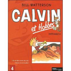 CALVIN ET HOBBES - INTÉGRALE 4