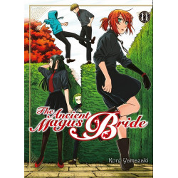 ANCIENT MAGUS BRIDE (THE) - TOME 11