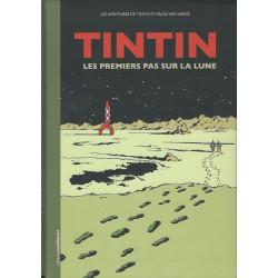 TINTIN - LES PREMIERS PAS SUR LA LUNE