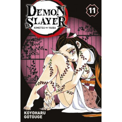 DEMON SLAYER - KIMETSU NO YAIBA - TOME 11