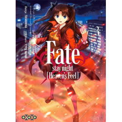 FATE-STAY NIGHT [HEAVEN'S FEEL] - TOME 3