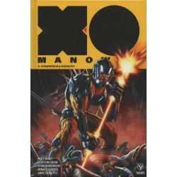 X-O MANOWAR (2018) - 2 - D'EMPEREUR À WISIGOTH
