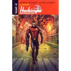 HARBINGER RENEGADE - 2 - MASSACRE