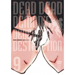 DEAD DEAD DEMON'S DEDEDEDEDESTRUCTION - TOME 9