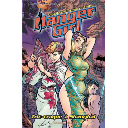 DANGER GIRL (GRAPH...