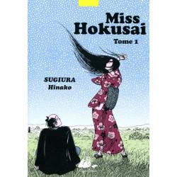 MISS HOKUSAI - TOME 1