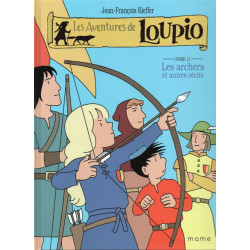 LOUPIO (LES AVENTURES DE) -...