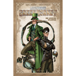LEGENDERRY - 2 - GREEN HORNET